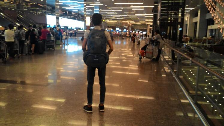 Student Backpacker
