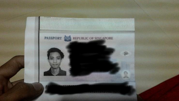 Keeping Passport Safe