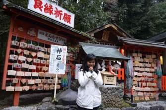 Arashiyama, a landmark in Kyoto.
