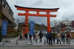 Fushimi Inari-taisha, Shinto shrine in Kyoto.